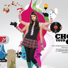 choose your gods MTV ad