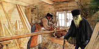 carpenter and vagabond