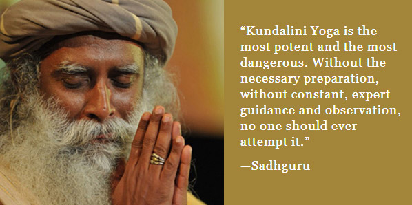 kundalini yoga is dangerous