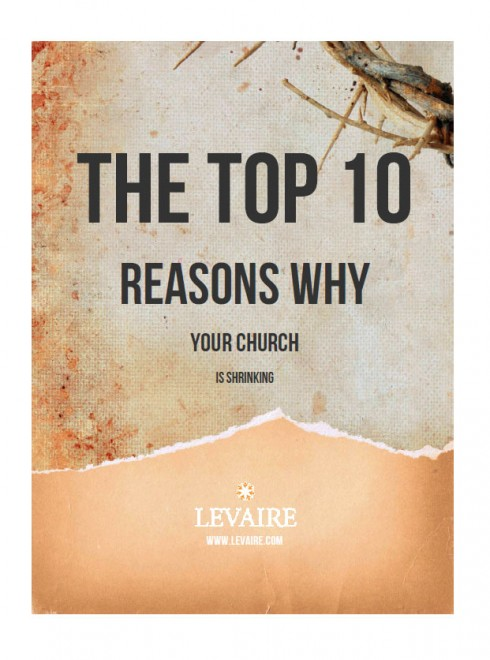why your church is shrinking whitepaper