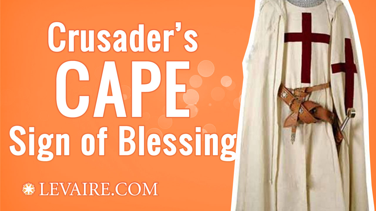 crusaders cape a blessing