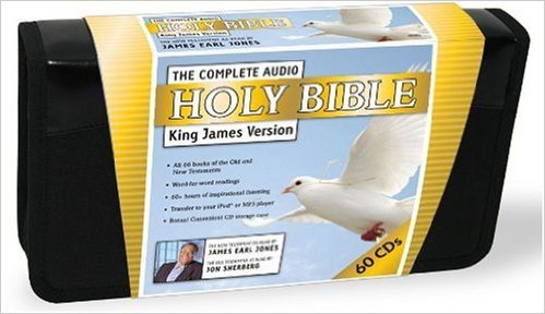 bible on audio book