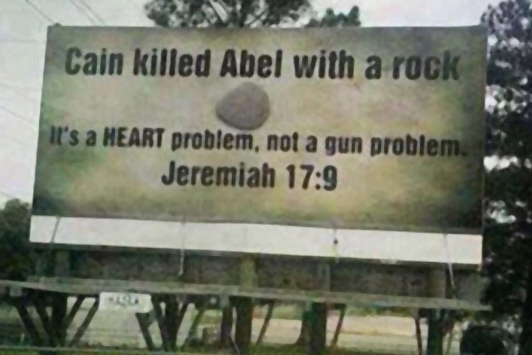 heart problem billboard