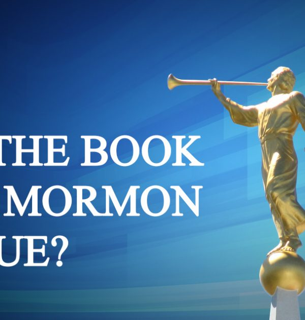 Mormon Tract Establishes Authority of Bible