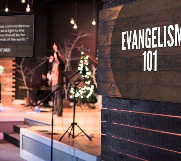 display evangelism 101