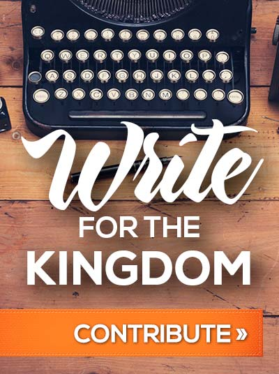 write for a christian blog