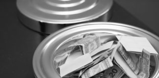 tithing and fundraising