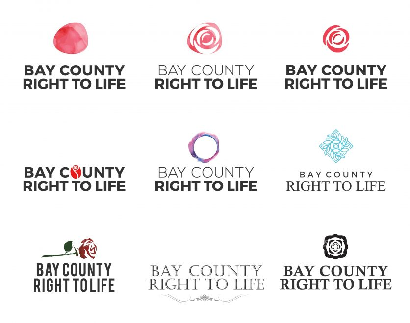 right to life logo concepts