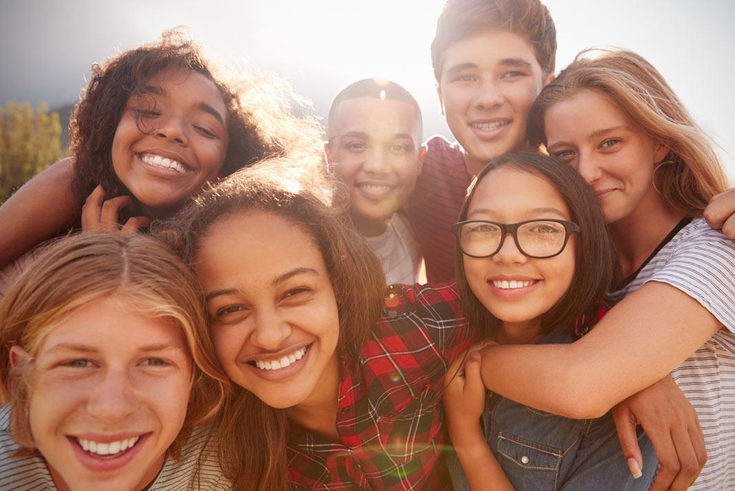 teach prayer to teens