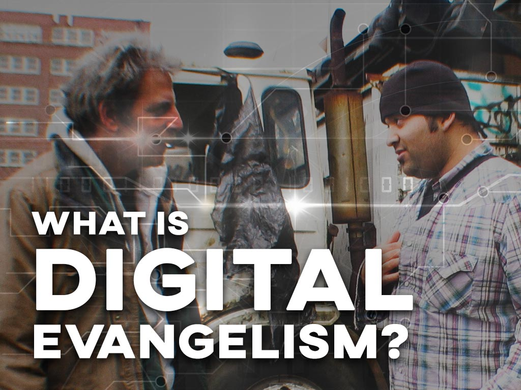 what is digital evangelism