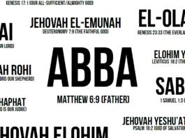names for God