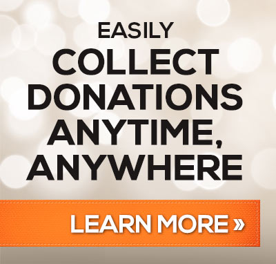 how to collect donations online