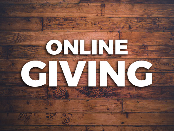 online giving tithing and donations