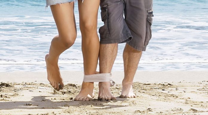 marriage is a three-legged race