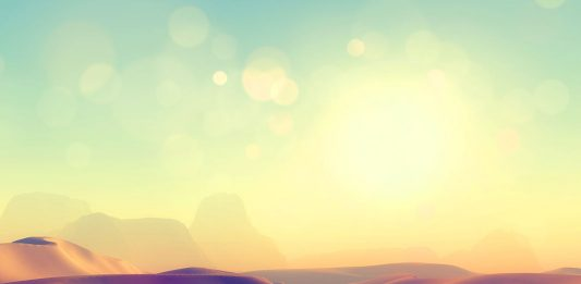 spiritual desert