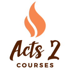 acts 2 courses LMS logo