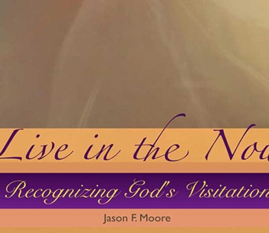 book moore live in the now