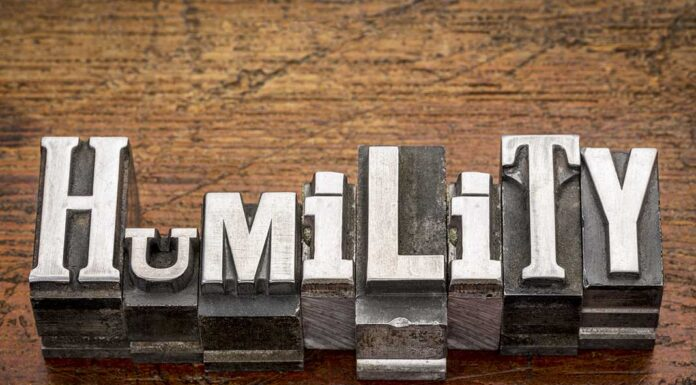 authority of humility