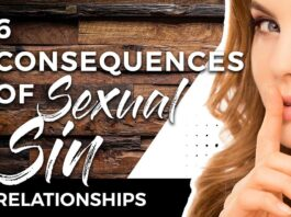 consequences of sexual sin