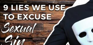 lies to excuse sexual sin